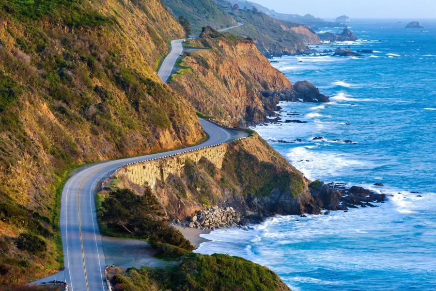 美國自駕路線 Pacific Coast Highway